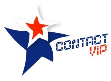 Contact VIP logo marque