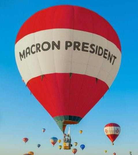 Macron Deauville