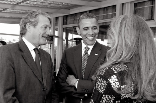 obama phillippe et beatrice augier